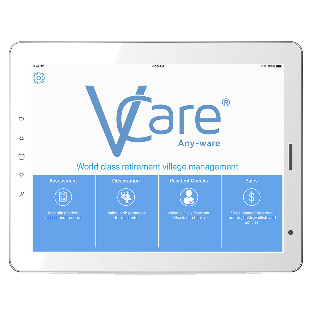 VCare Any-ware | VCare International
