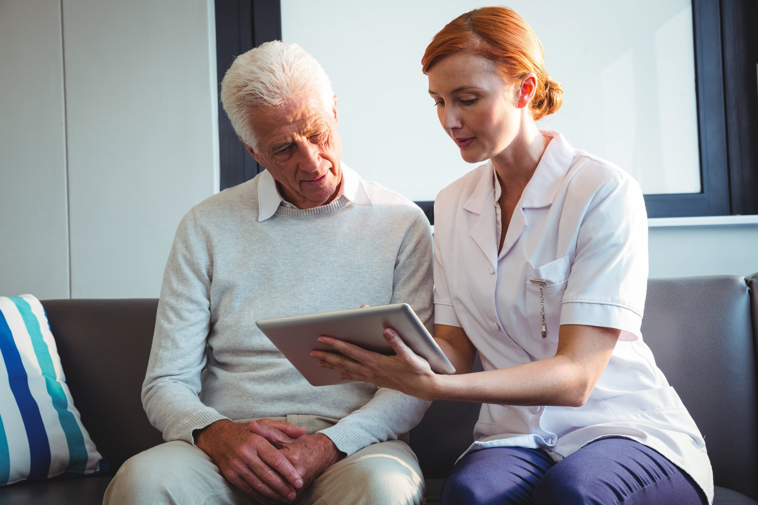 Mobile software for Aged Care | VCare
